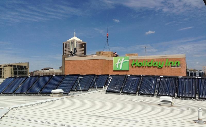 Solar Thermal Project – Sydney CBD
