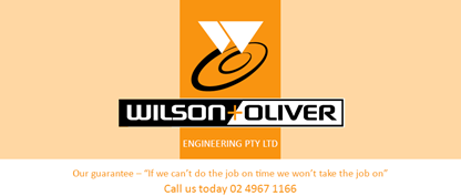 Wilson Oliver
