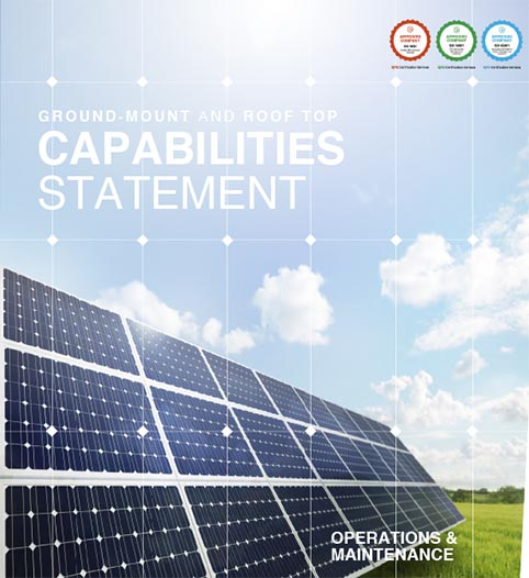 EarthConnect Australia Capability Statements